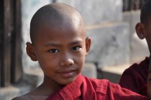 Beautiful Boy Monk